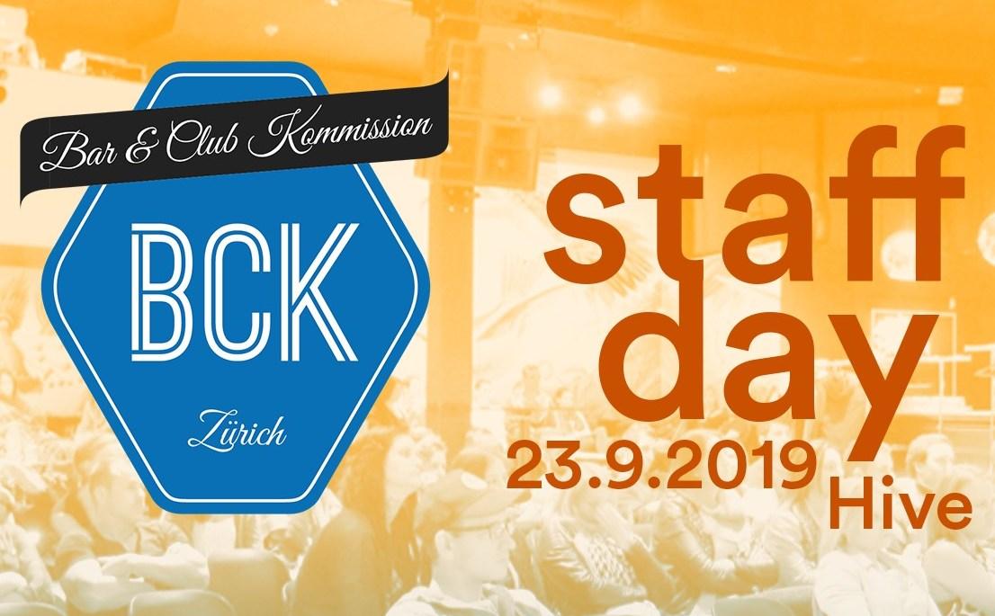 BCK Staff Day 2019 - FOLLOWER
