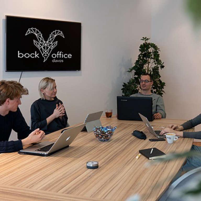 Sitzungszimmer BockOffice Davos