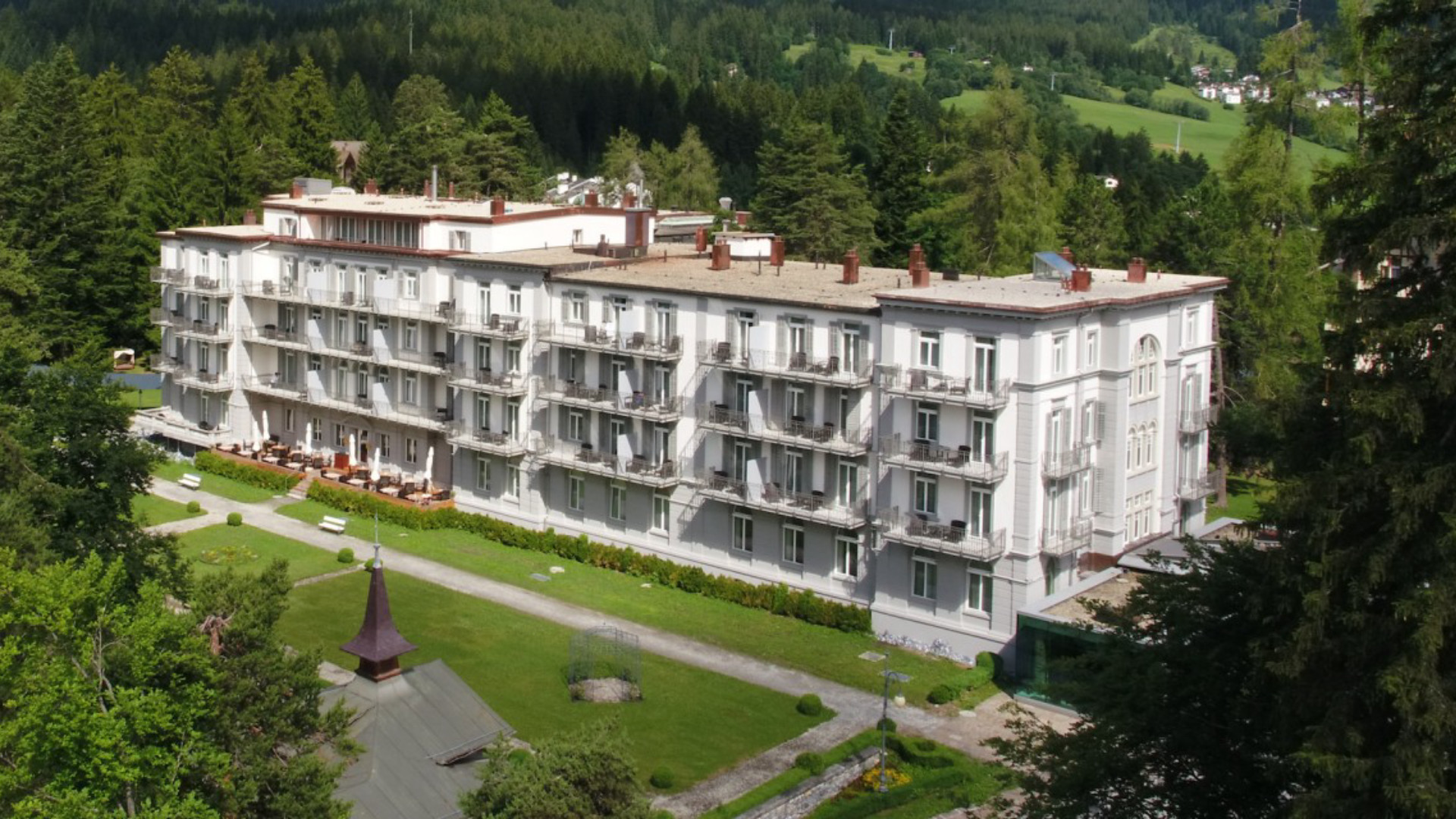 Waldhaus Flims - Alpine Grand Hotel & Spa