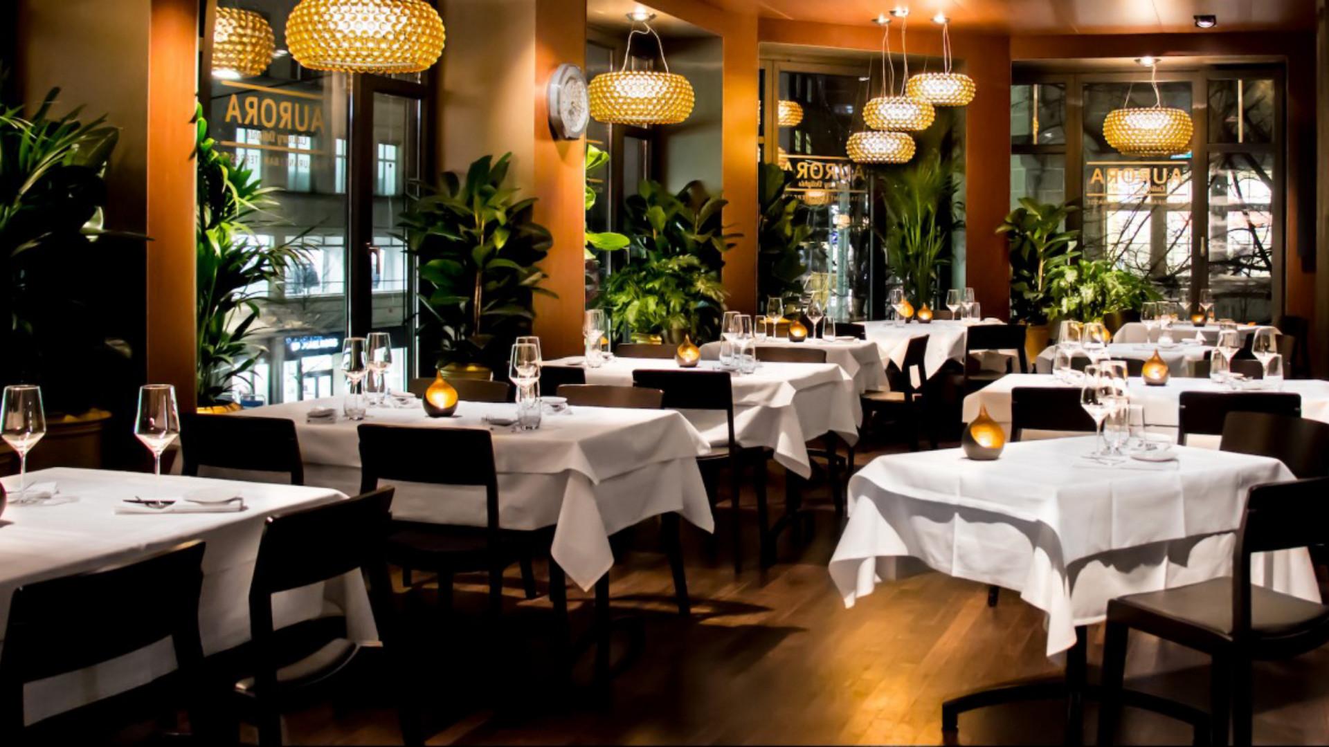 AURORA - Restaurant I Bar I Terrasse I Events