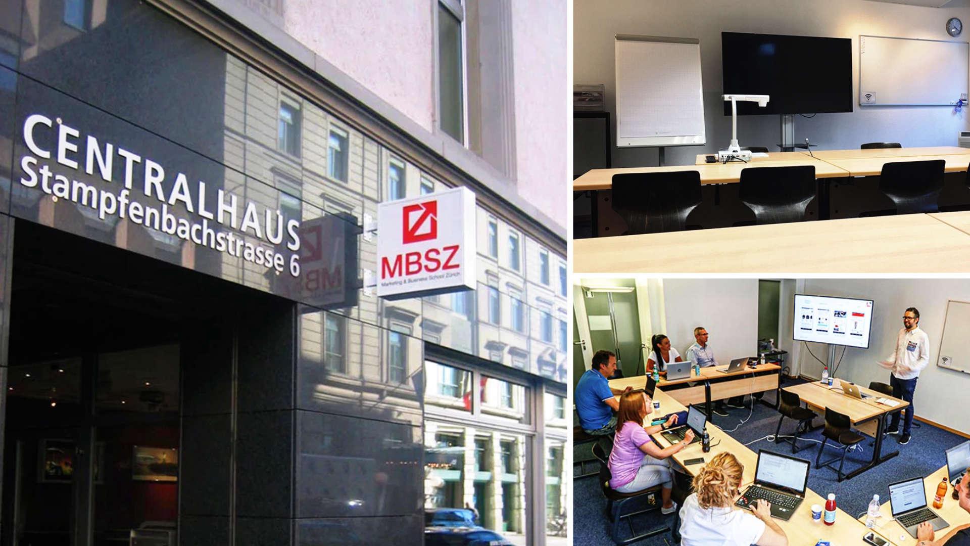 MBSZ - Marketing & Business School Zürich