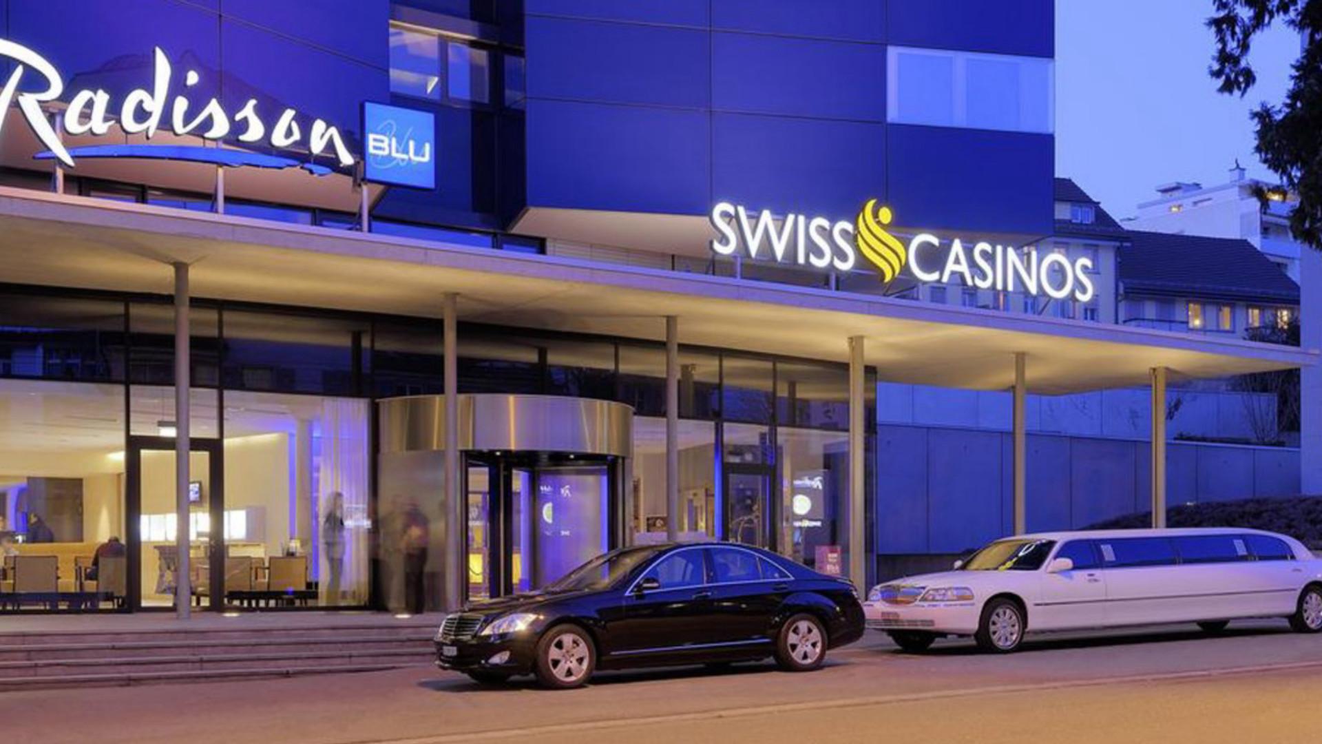 Radisson Blu Hotel St.Gallen