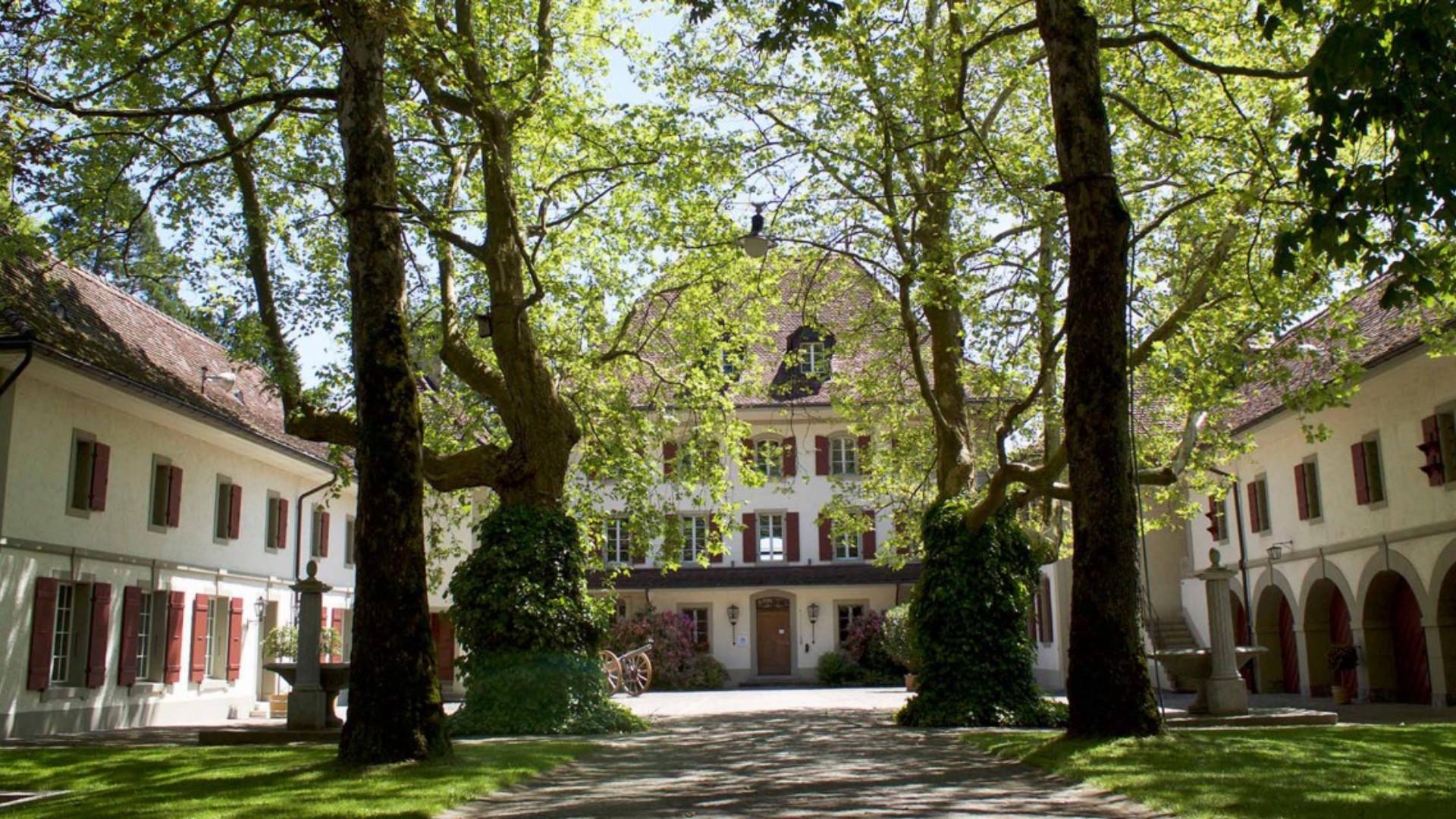 Hotel Schloss Gerzensee