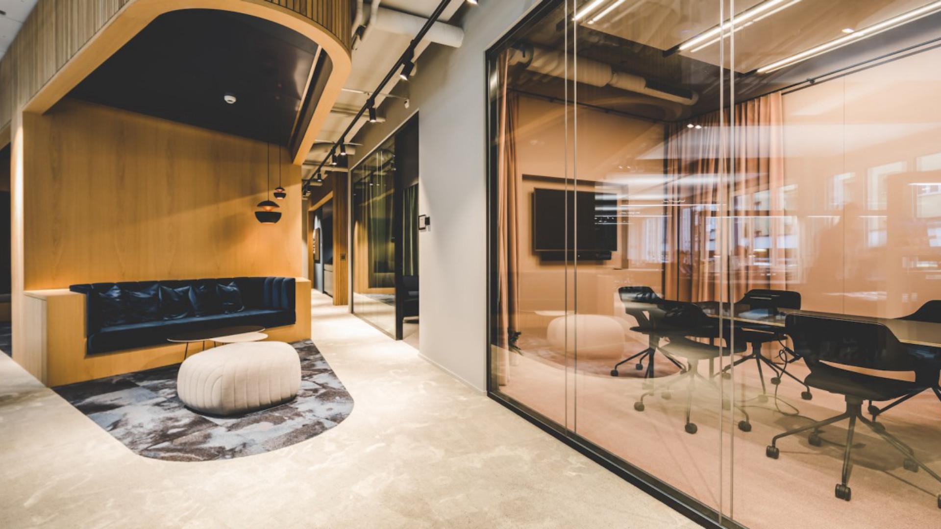 Coworking Lounge Tessinerplatz