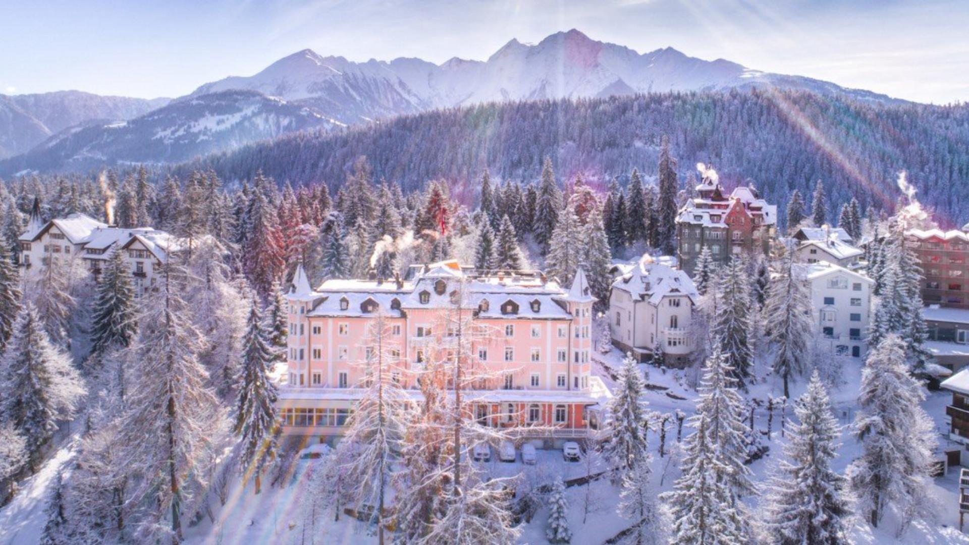 Schweizerhof Flims, Romantik Hotel