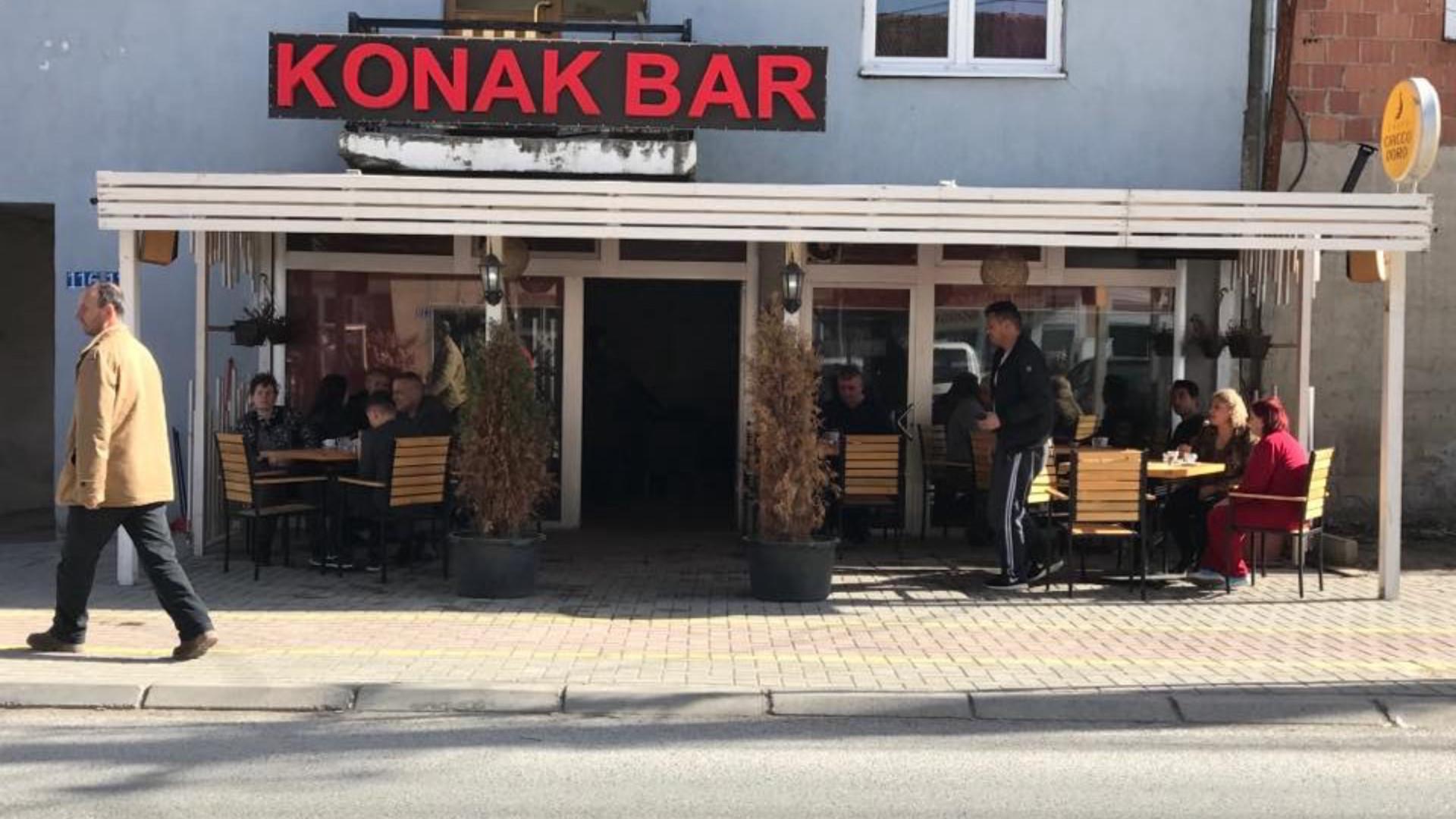Konak Bar,Shtime