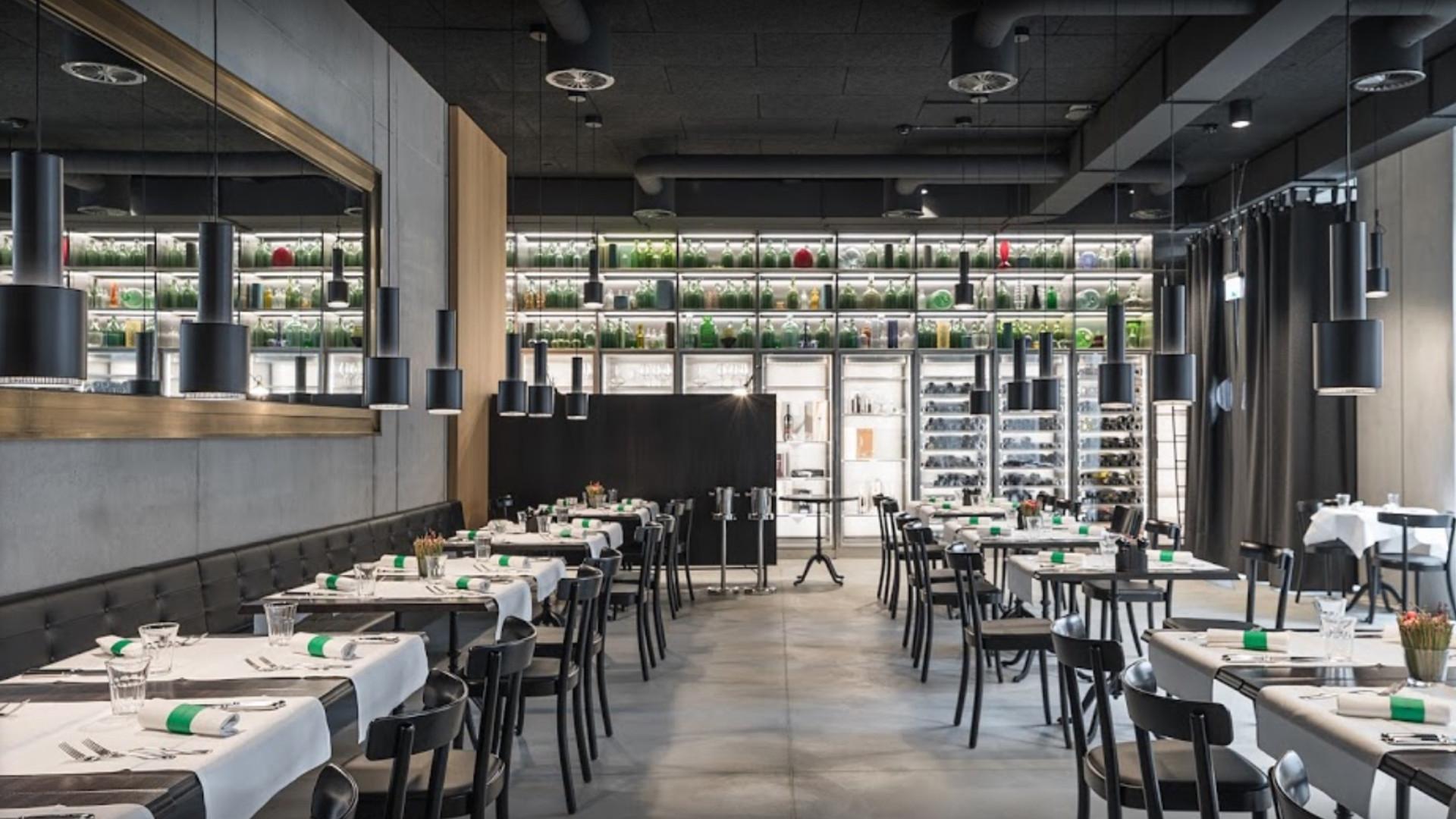 Restaurant Bar Bistro Buckhuser