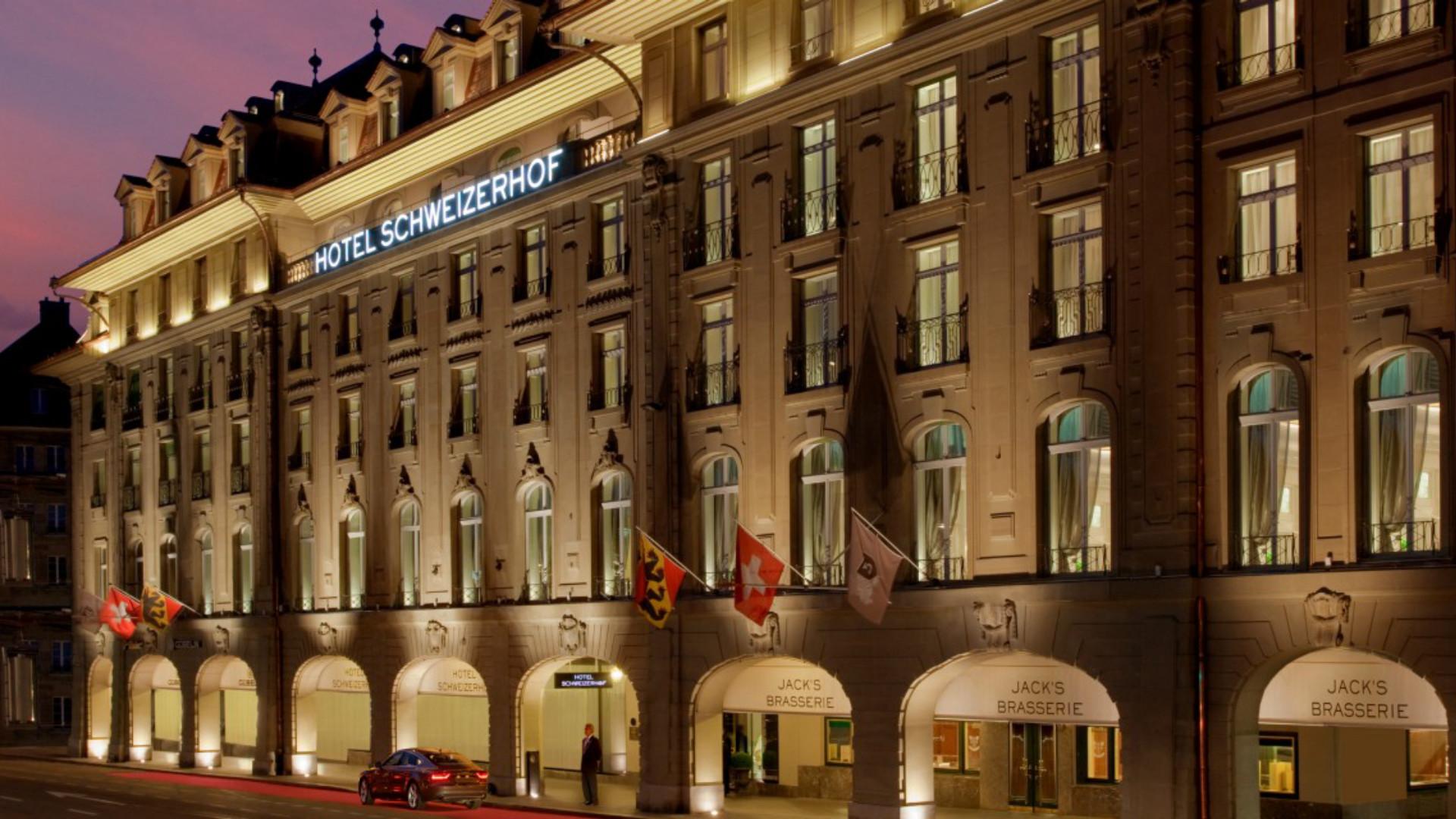 Hotel Schweizerhof Bern & THE SPA
