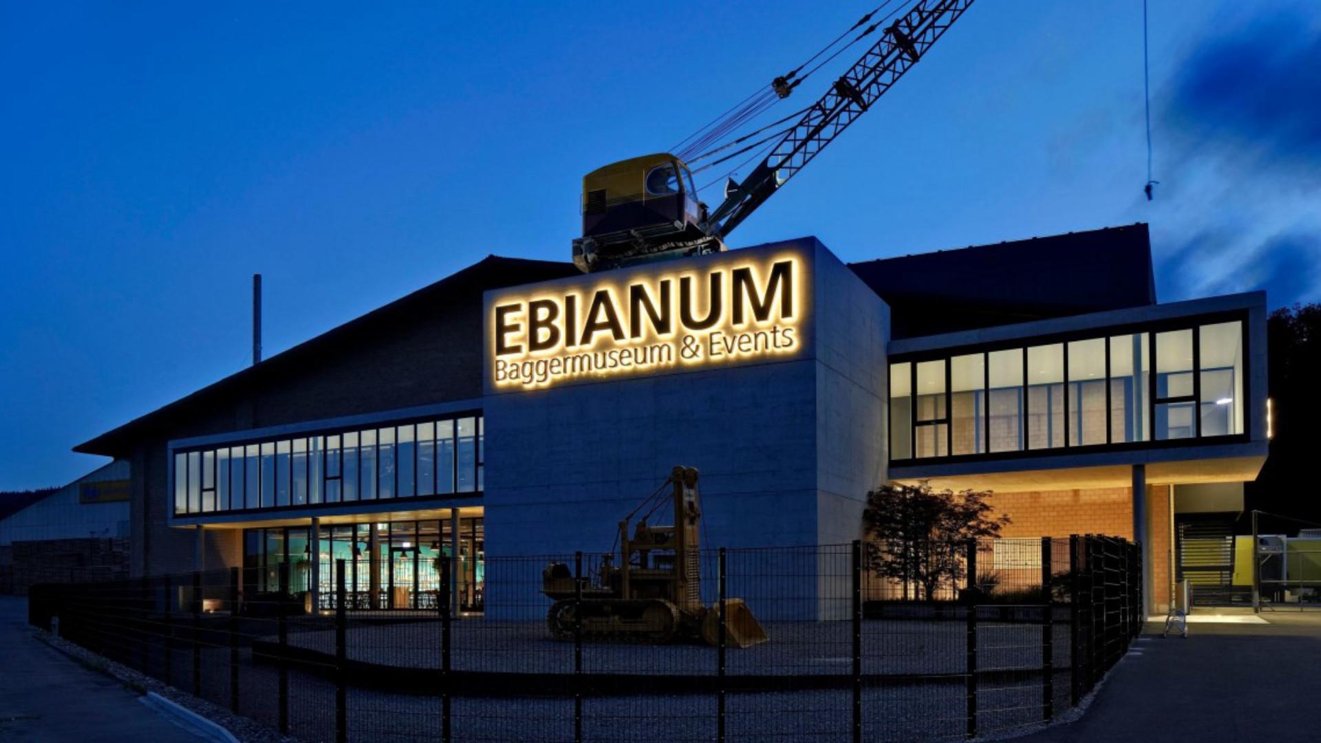 EBIANUM Baggermuseum & Events