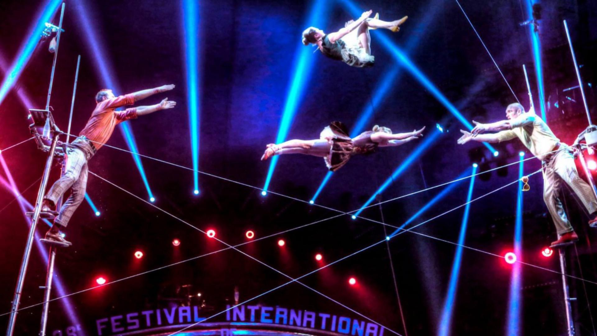 Salto Natale - Der Circus der anderen Art