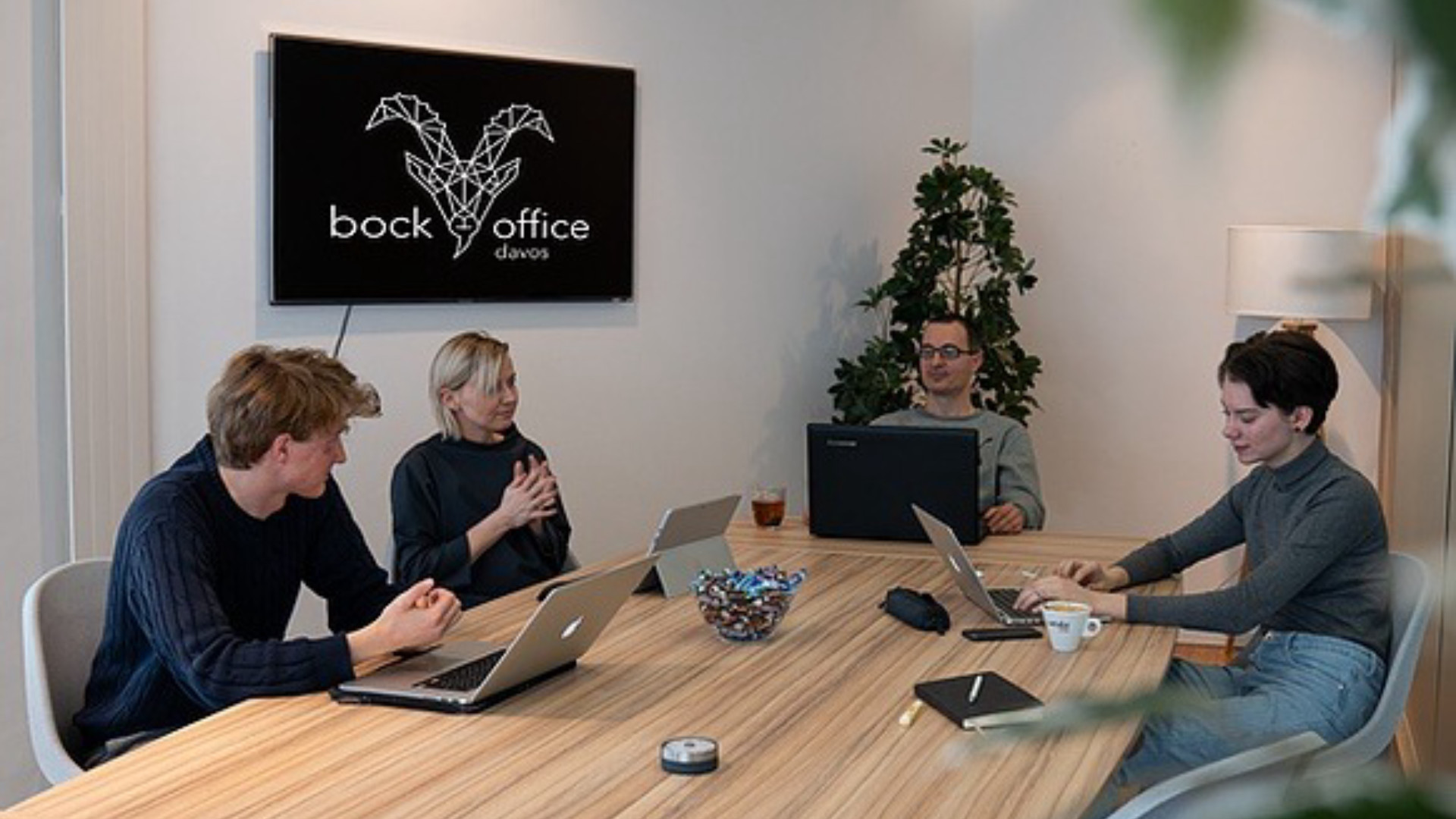 BockOffice Davos